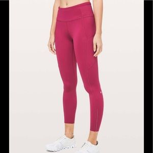lululemon athletica Pants - Lululemon Fast & Free Tight Reflective